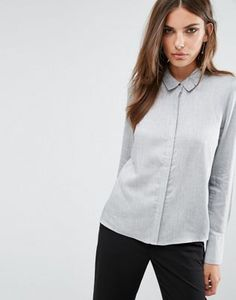 Y.A.S Sina Long Sleeve Shirt