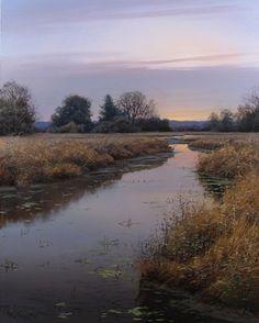 Backwater at Dawn
