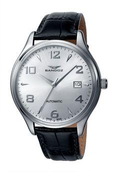 616663b1caf44 Reloj Cro Sandoz The NY 81309-00. Ciudad