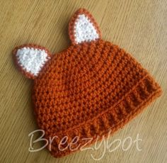 """Too Bad Winter is almost over...but I am still totally making these for my two boys for fall! """"What does the fox say???""""....=)"""