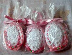 Sachês perfumados - Lembrancinha para ché de bebê/maternidade