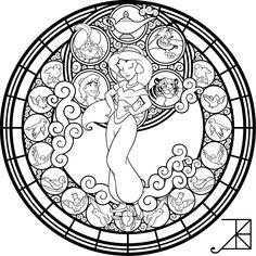 SG Jasmine Line Art By Akili Amethyst Free Stuff To Use