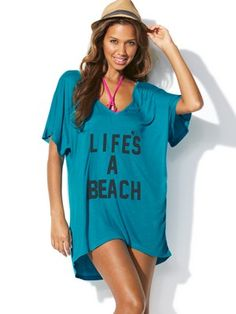 Oversize Slogan Tee, http://www.very.co.uk/resort-oversize-slogan-tee/1295188274.prd