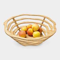 Bamboo Fruit Bowl