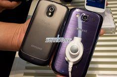 정말 갤럭시 S3가 갤럭시 넥서스를 닮았을까? (By 칫솔 @Phil Choi)