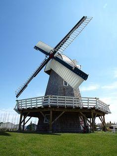 File:Wind mill in Mennonite Heritage Village Steinbach Manitoba Canada 1 (5).JPG