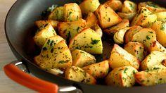 Crispy Roasted Potatoes Recipe on Yummly. @yummly #recipe