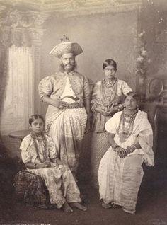 Kandyan family