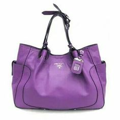 26db95955a8b Purple Prada Purple Purse