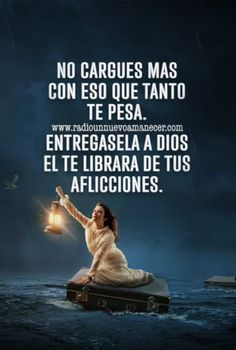 Deposit all your worries in God and trust Him - Modern Spanish Inspirational Quotes, Motivational Quotes For Working Out, Positive Quotes, Christian Messages, Christian Quotes, Good Night Messages, Christian Videos, Christian Devotions, Pretty Quotes