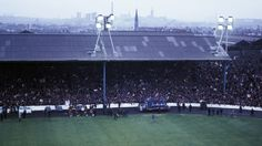 Ibrox stadium early70s