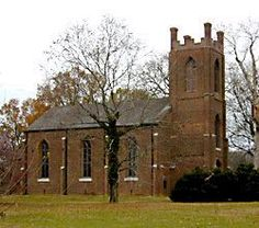St. John's Episcopal Church..right here in Columbia