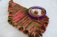 Loom+Knitting+Patterns+for+Beginners | Invisible Loom Innovative Patterns for Loom Knitters: The Right Tools ...
