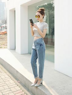 Casual Korean Fashion Outfit