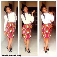 Promotion on Lanmi Skirt was 30 now 22 by THEAFRICANSHOP on Etsy, £22.00