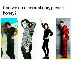 Can we do a normal one ,please honey ??