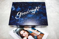 Good Night by My Little Box – Novembre 2016