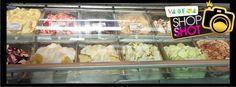 Leeeeecker... ganze 16 frisch produzierte Sorten Eis warten bei cafe auf euch. Welche Sorte würdet ihr jetzt gerne verschlingen?
