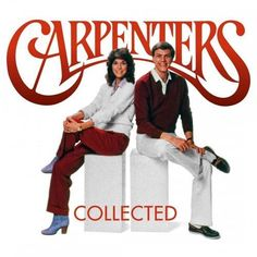Carpenters - Collected Numbered Limited Edition Colored 180g Import Vinyl 2LP October 27 2017 Pre-order