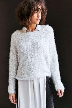 Ecote Funfetti Dolman-Sleeve Sweater - Urban Outfitters