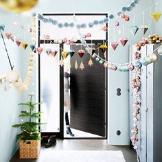 Holiday decorations from IKEA