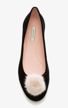 Daily Cup of Couture: Must Have: A Touch of Mink
