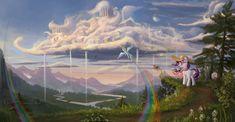 Wonders in the sky by Devinian on deviantART