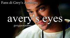 His eyes. OMG yesssss!