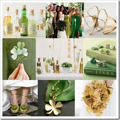 lucky, Irish, green, gold OH MY GOOOSH!!! this is sooo me I just need an Irish man to marry :)