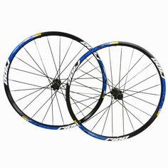 "Mavic Crossride Disc Wheels - 26"" - Pair"