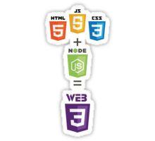 For Every Web Developer Sticker
