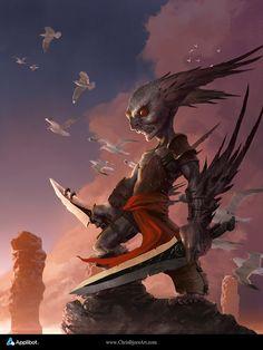 Goblin by ChrisBjors on deviantART