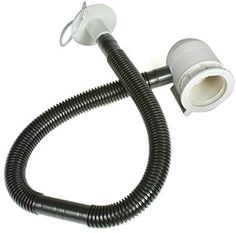 Amazon.com: Camco Anti Rust Flexible Camper Drain Tap with Hose System for RVs Campers and Trailers, Easy Connection and Set Up (37420): Automotive