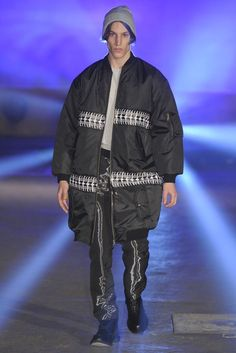 LOOK | 2015-16 FW PARIS MEN'S COLLECTION | ANDREA CREWS | COLLECTION | WWD JAPAN.COM
