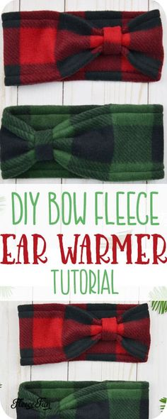 Fleece Ear Warmer He