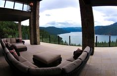 Family Mansion Executive Estate With Stunning Views of the Water - House For Sale - Victoria BC - Snap Up Real Estate
