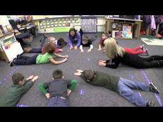 Math & Movement in Kindergarten - Part 2 - YouTube