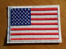 Patch Toppa Termoadesiva Bandiera Americana USA American Flag | eBay