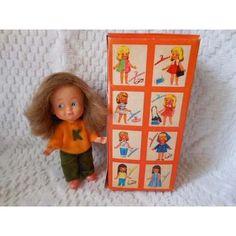 Kity Da Estrela Original Mini Doll Cópia De Caixa Susi - R$ 85,00 no MercadoLivre