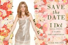 Welcome to the I Do! Bridal Soiree