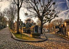 Кладбище Пер-Лашез, Париж, Франиця