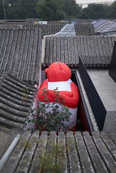 Fatty. Transformar y reflexionar por Hu Yue Studio. Fotografía © Yang Chaoying and Chen Su.