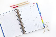My heart + The 2014 Simplified Planner