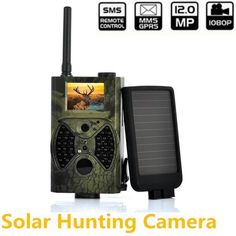 106.98$  Buy now - http://ali6xr.worldwells.pw/go.php?t=1000002513156 - Hunting Trail Camera Black IR LEDs GSM GPRS MMS 12MP HD Wildlife Infrared Waterproof Game camera hunting camera solar panel