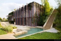 R CAVALLI's home in Florence, designed by studio italo rota & partners