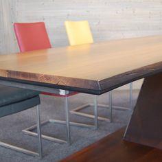 Esstisch Aus Mooreiche, Unikat Aus Holz, Esszimmer, Küche, Wohnzimmer,  Schreibtisch,