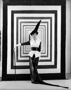 My Fair Lady -- Audrey Hepburn -- Photo by Cecil Beaton