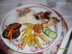Kuracie vrkoče (fotorecept) - recept   Varecha.sk Ale, Eggs, Chicken, Meat, Breakfast, Food, Morning Coffee, Ale Beer, Essen