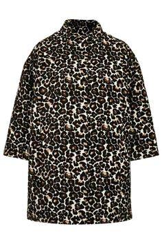 Leo coat Topshop