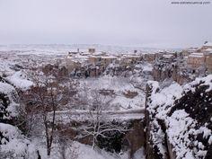 cuenca nevada
